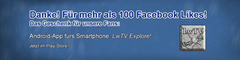 100 Facebook Likes: LwTV Android App